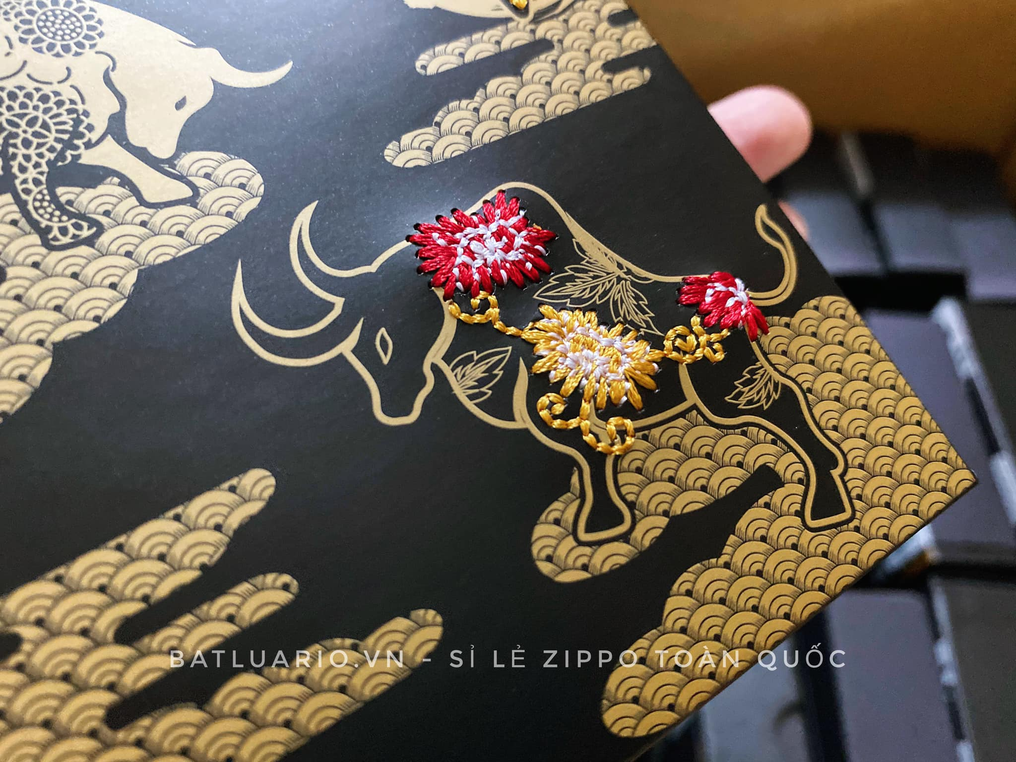 Zippo Year Of The Ox Asia Limited Edition 15