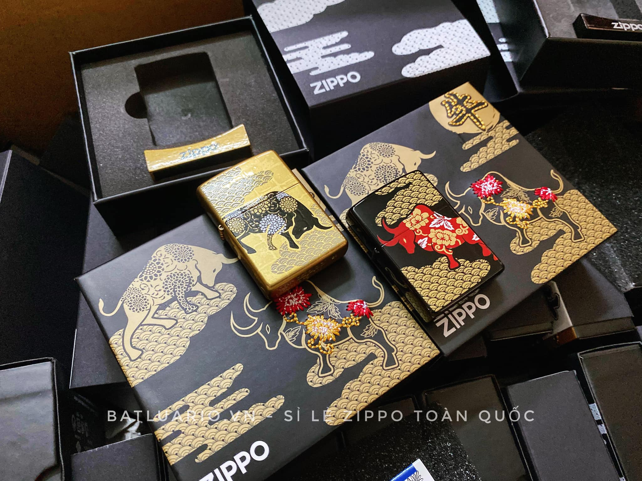 Zippo Year Of The Ox Asia Limited Edition 23