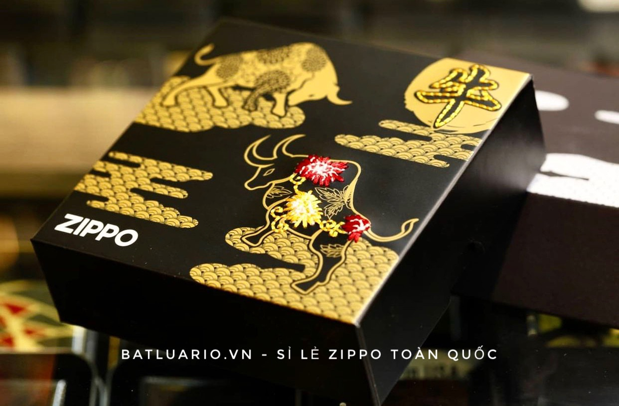 Zippo Year Of The Ox Limited Edition 4