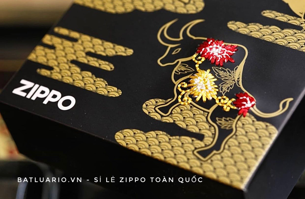 Zippo Year Of The Ox Limited Edition 5