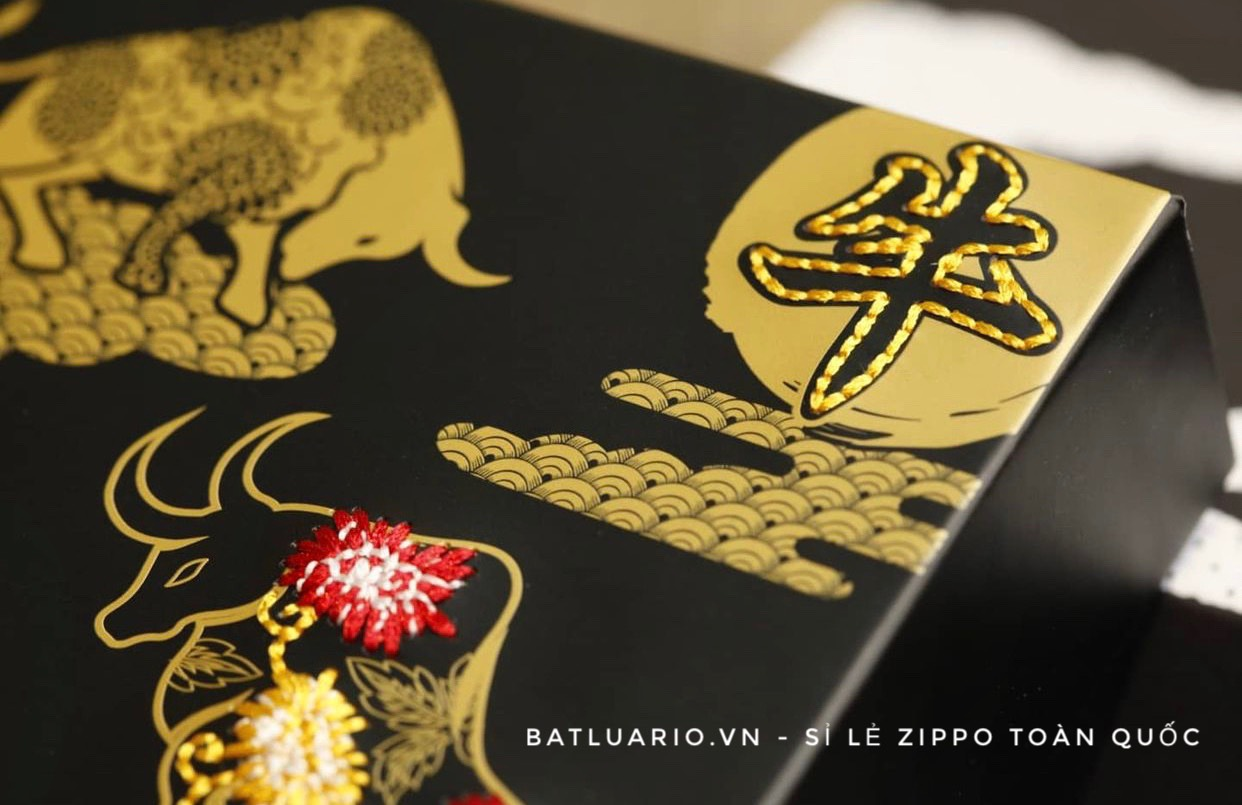 Zippo Year Of The Ox Limited Edition 6