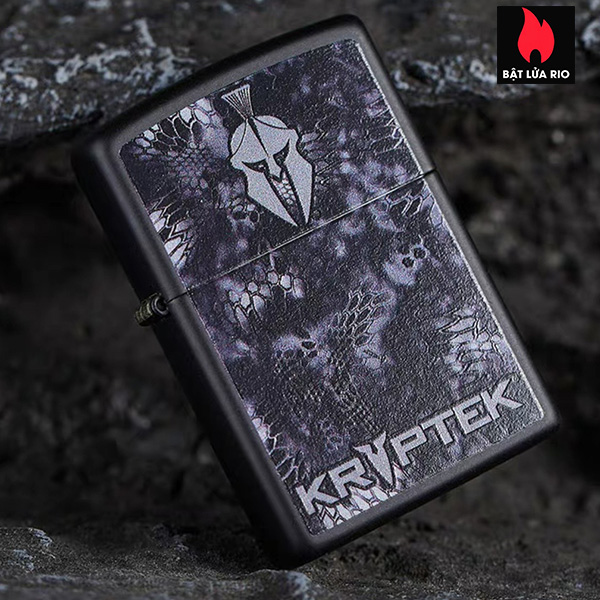 Zippo 49333 - Zippo Kryptek® Black Matte 2