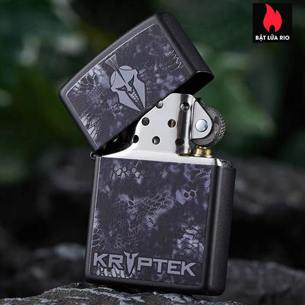 Zippo 49333 - Zippo Kryptek® Black Matte 3