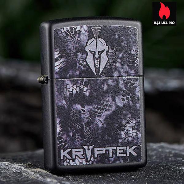 Zippo 49333 - Zippo Kryptek® Black Matte 4