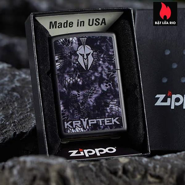 Zippo 49333 - Zippo Kryptek® Black Matte 5