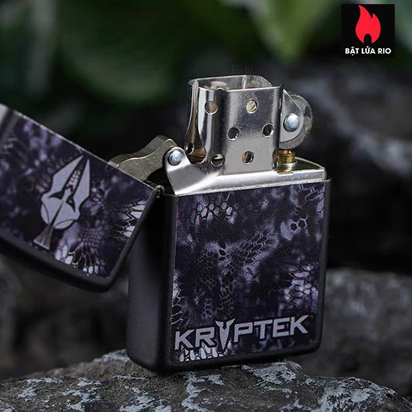 Zippo 49333 - Zippo Kryptek® Black Matte 6