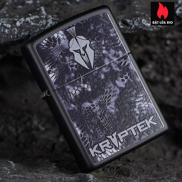 Zippo 49333 - Zippo Kryptek® Black Matte 7