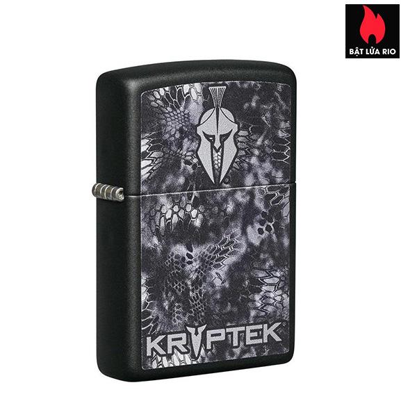 Zippo 49333 - Zippo Kryptek® Black Matte