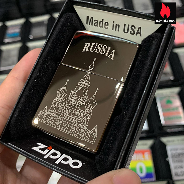 Zippo 150 ST Basil