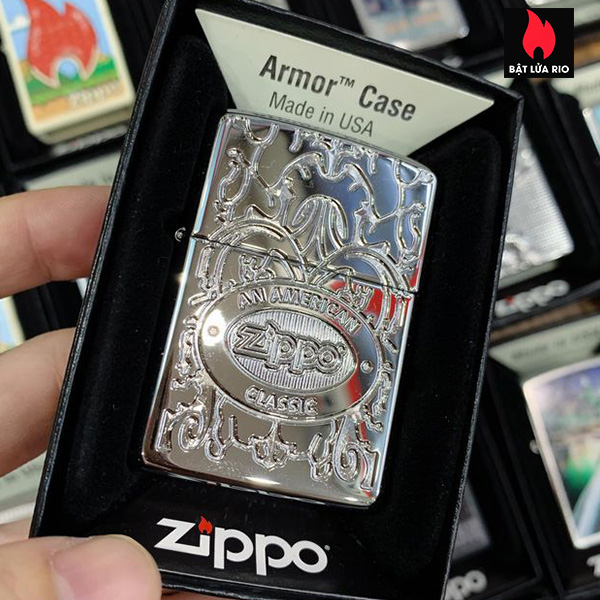 Zippo 167 Zippo American Classic