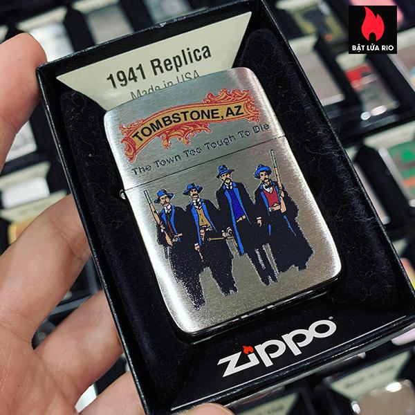 Zippo 1941 Tombstone AZ 1