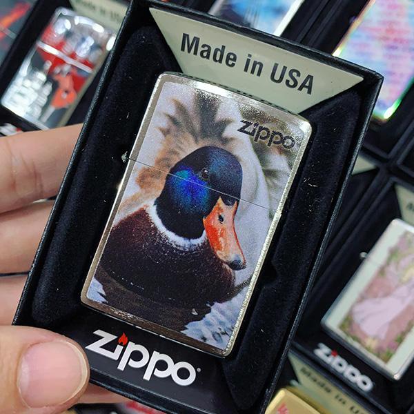 Zippo 200 Duck