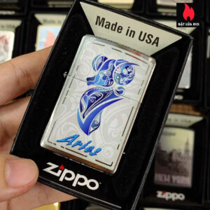 Zippo 200 Zodiac Aries