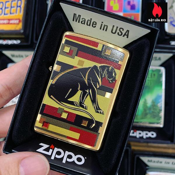Zippo 204B Panther