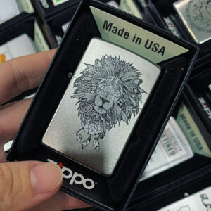 Zippo 205 Aztec Lion