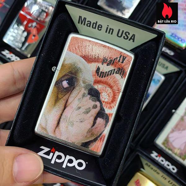 Zippo 205 Party Animal