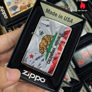 Zippo 207 California Republic