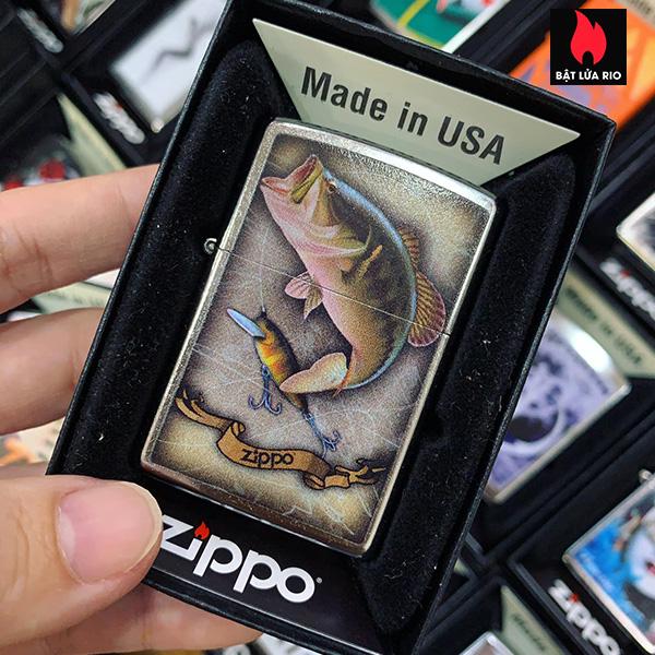 Zippo 207 Fish Hook And Rope