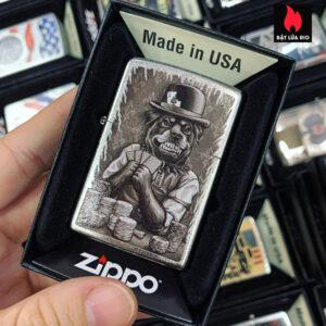 Zippo 207 Poker Dog