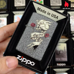 Zippo 211 Dark Gothic