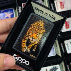 Zippo 218 Jaguar