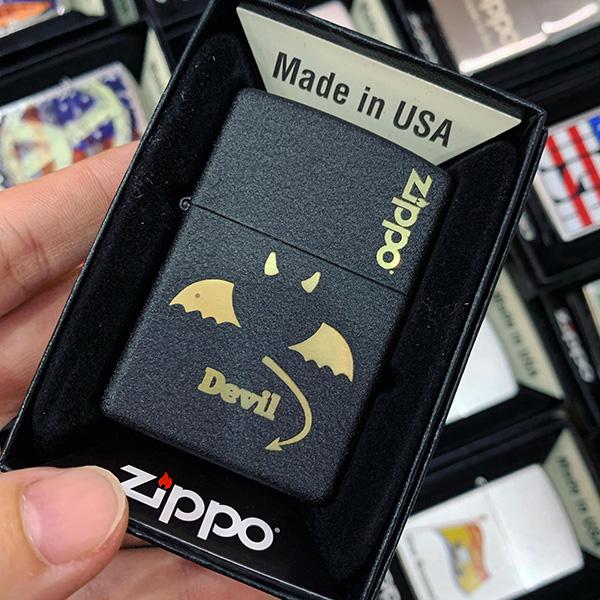 Zippo 236 Devil