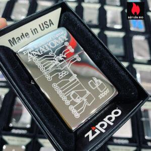 Zippo 250 Anatomy