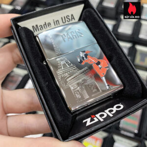 Zippo 250 Windy In Paris 1