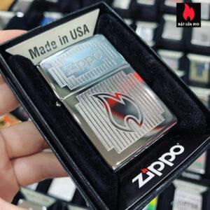 Zippo 250 Zippo Chrome Visions 1