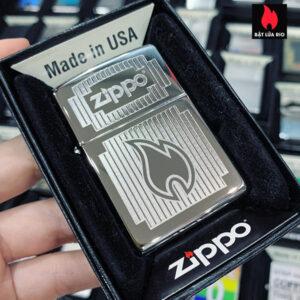 Zippo 250 Zippo Chrome Visions