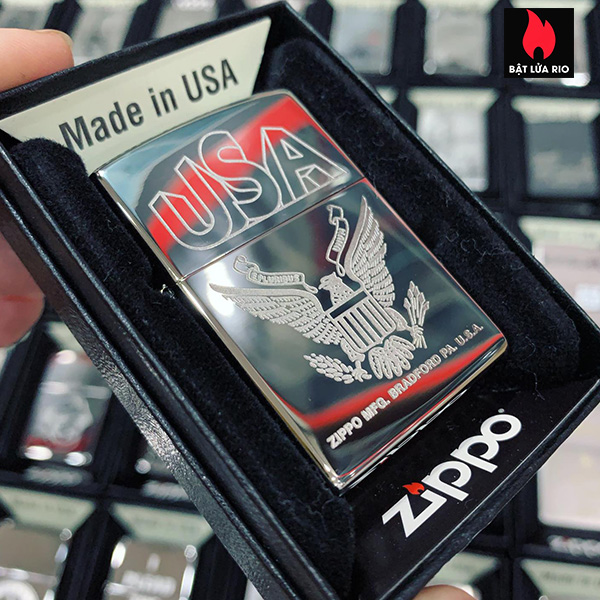 Zippo 250 Zippo Eagle USA 1