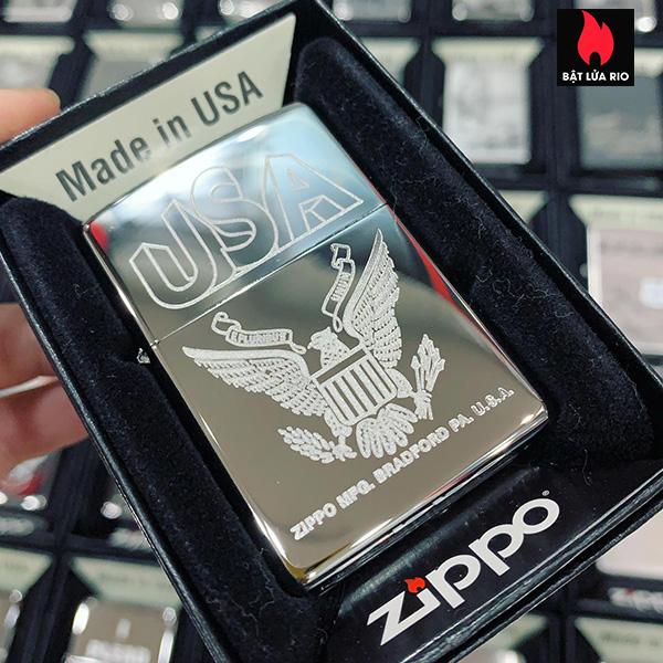 Zippo 250 Zippo Eagle USA