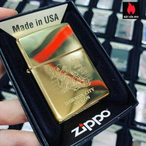 Zippo 254B Yukon Gold Panner DA