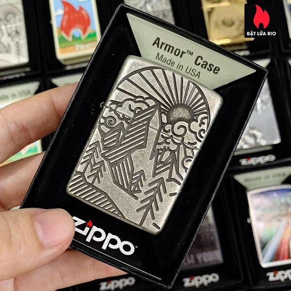 Zippo 28973 Ourdoor Scence Design