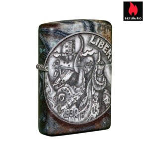 Zippo 49434 - Zippo Pirate Coin 540 Color