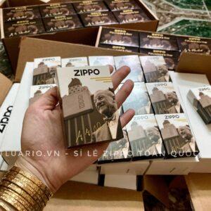 Zippo 49629 - Zippo Founder's Day 2021 Black Ice 6