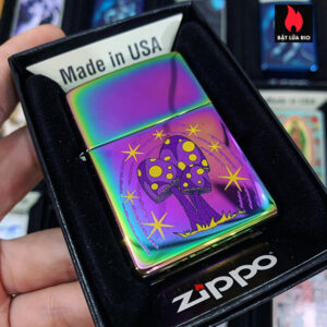 Zippo 151 Mushroom