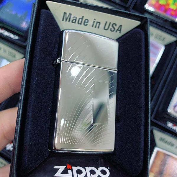 Zippo 1610 Arc Engine Turned 1