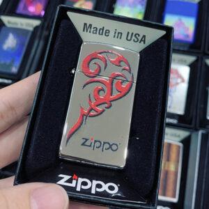 Zippo 1610 Love Slim Zippo