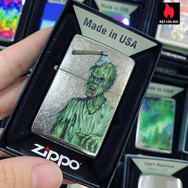 Zippo 20 Zombie Axe