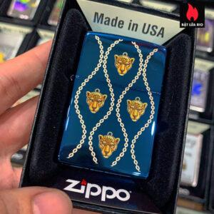 Zippo 20446 Leopard Luxury Design