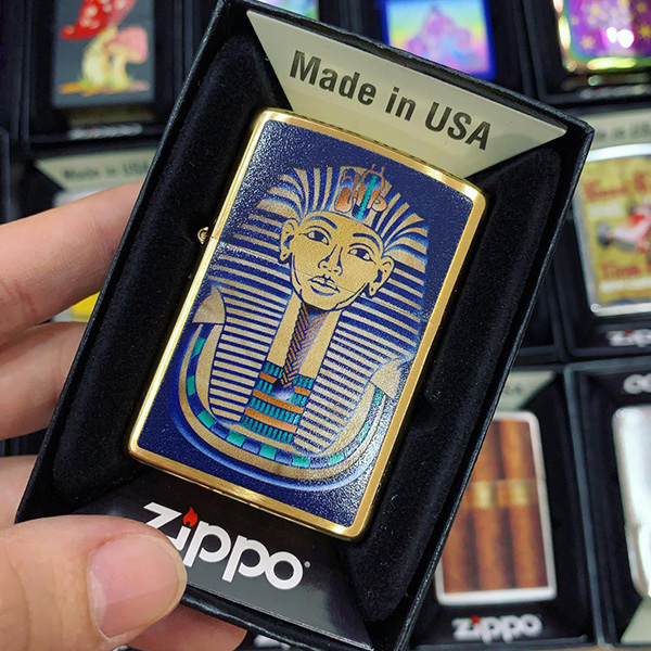 Zippo 204B Egyptian
