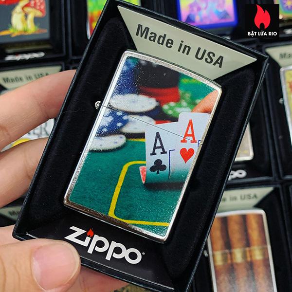 Zippo 205 Aces