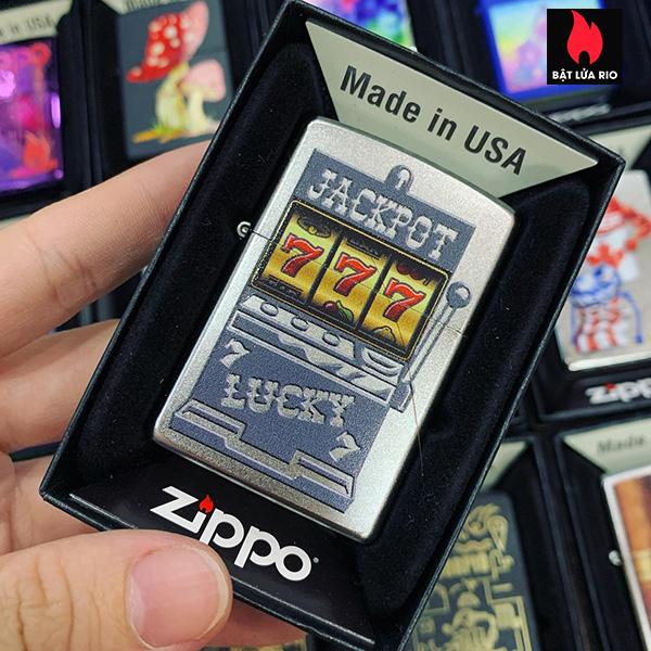 Zippo 205 Lucky Seven