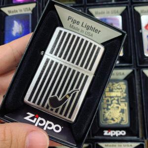 Zippo 205 Pipe Design