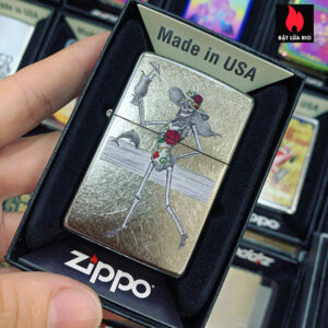 Zippo 207 Day Of The Dead Couple 2