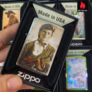 Zippo 207 Jesse James Design
