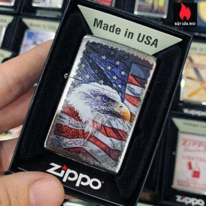 Zippo 207 Patriotic Eagle