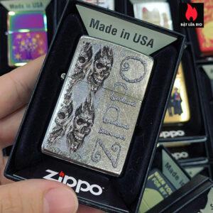 Zippo 207 Skulls Zippo