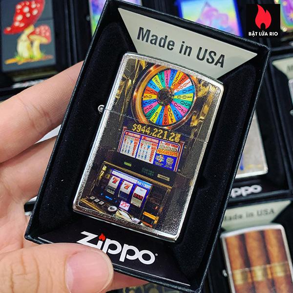 Zippo 207 Slot Machines